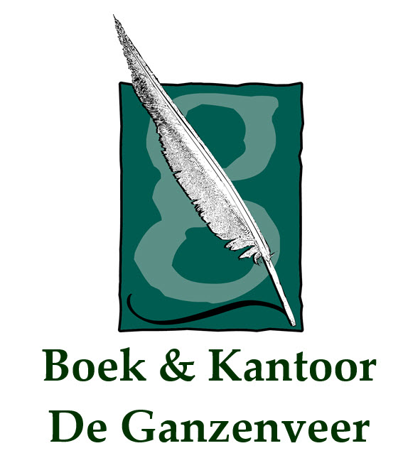 Sponsorlogo Ganzenveer Boekhandel 1