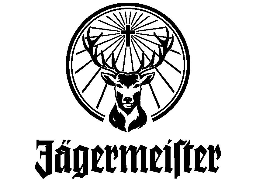 jagermeister_logo_sort